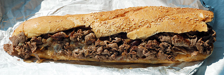 John Roast Port Cheesesteak