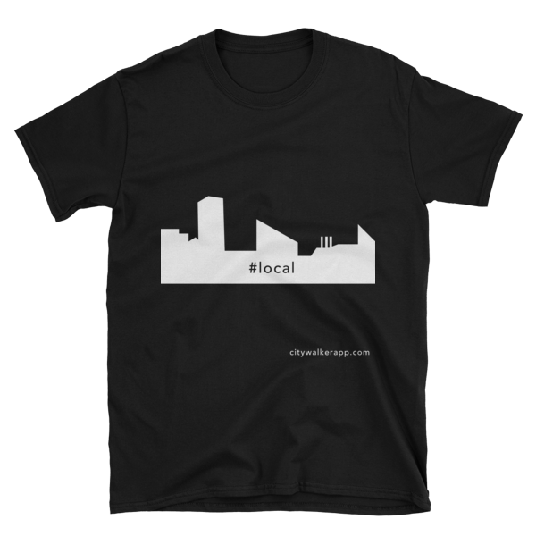 Black Baltimore Local T-Shirt
